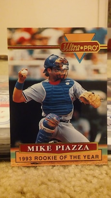 '93-94 Ultra PRO RC 4of6 MIKE PIAZZA
