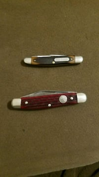 Boker and Old Timer Knife