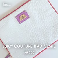 Juicy Couture iPad-veske Hauge i Dalane, 4380