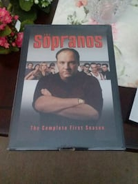 The Sopranos: The Complete First Season:  VHS Chicago