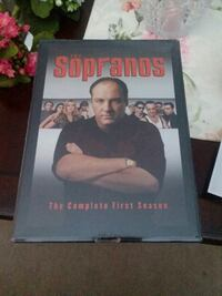 The Sopranos: The Complete First Season:  VHS