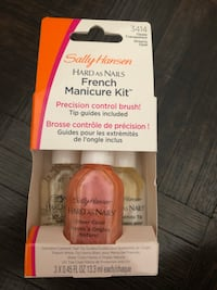 Sally Hansen Hard as Nails French Manicure Kits Markham, L3S 1Y9