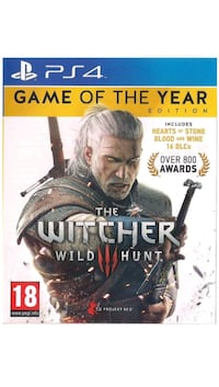 ps4 witcher 3 oyunu Soma