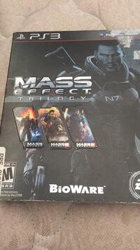 Sony PS3 Mass Effect game case Apache Junction, 85120