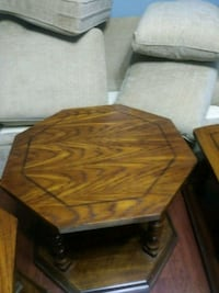 Two end tables Townsend, 01474