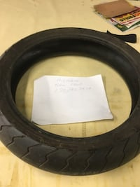 Tire motorcycle Michelin 120/70zr17 Mississauga, L4W 1C7