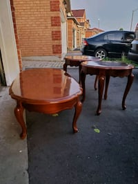 Coffee table with 2 side tables Toronto, M1W 2L4