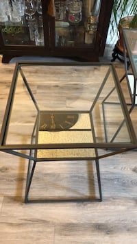 Set of two Mercury Row Berthelot End Tables