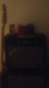 Fender Guitar Digital Entertainment Center Amplifier MONTREAL