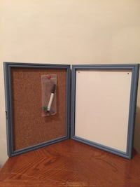 New condition -dry a race marker board/corkboard can be wall-mounted