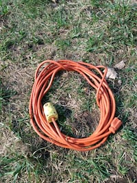 25 ft 3 prong extension cord home use only
