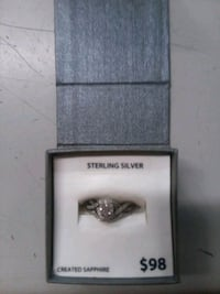 925 sterling silver ring Claymont, 19703