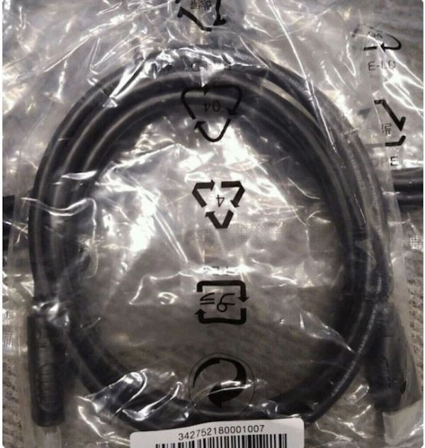 Unopened 6ft HDMI Cable with Ethernet.  Brand New, still sealed
