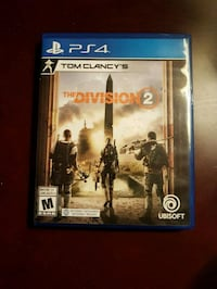 The Division 2 for PS4 - Only $25! Toronto, M9A 4M6