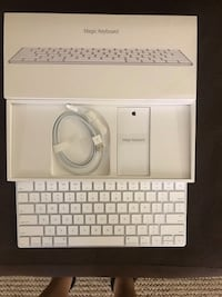 Apple Magic Keyboard2 (w/lightning charging cable) Alexandria, 22310