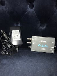 AJA HDMI to SD/HD-SDI Video and Audio Converter New York, 11201