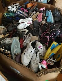 Good condition shoes sneakers sandal Flats all mix