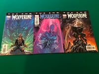 Marvel Comics Wolverine The End Issues #4 - #5 & #6 Reynoldsburg, 43068