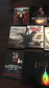 $12 for 11 DVDs Calgary, T3M 0W3
