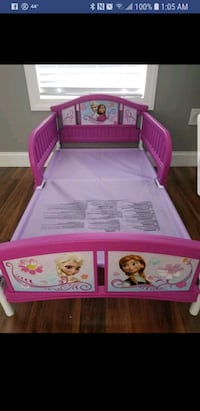 Frozen toddler bed with mattress included  Brandon, 39047