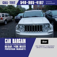 2008 Jeep Liberty Limited 45 km