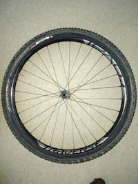 black and gray bicycle wheel Holladay, 84117