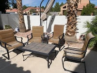 Patio table and chairs Henderson, 89074