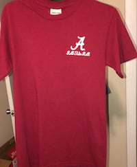 Alabama sports shirt