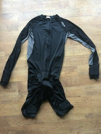 hockey one-piece under gear with cup
