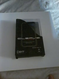 black cleave phone casing in blister pack Ontario, M1V 1Z7