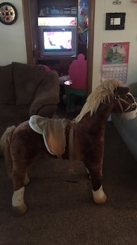 brown horse plush toy Elkhart, 46514