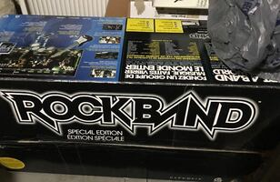 Rock band special edition for ps2.
