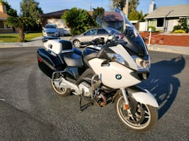 2013 BMW Police motorcycle
