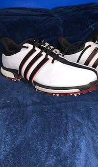 Size 13. Adidas golf shoes  Harrisburg, 57032