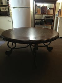 Brown wooden oval top table Daly City, 94015