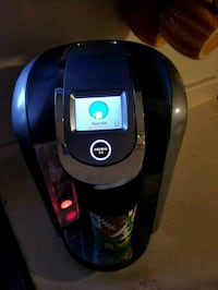 black and gray Keurig coffeemaker Salt Lake City, 84116