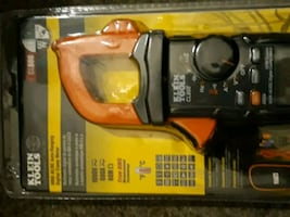 NEW KLEIN TOOLS CLAMP METER CL800
