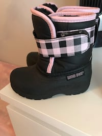 Toddler winter boots size 5