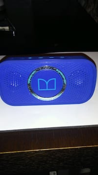 Monster blue bluetooth speaker Surrey, V3Z