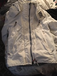 Superdry coat size L  Washington