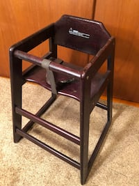 29 Inch Tall High Chair