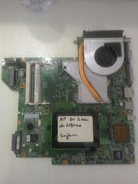 Hp dv 2000 notebook anakart..