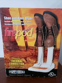 Shoe and Boot Dryer