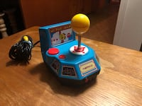 Jakk's namco Ms.Pac-Man antique limited edition arcade game Jackson, 39206