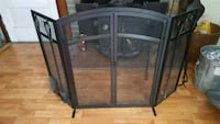 Fireplace grate/screen w/ accs. Front Royal, 22630