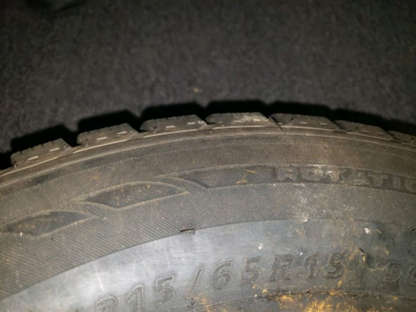 All seasons  tires,  like new 2 piece  27d6e71d-cbe9-4d0b-badb-224ee0f33982