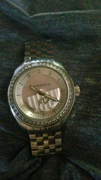 Round android Mother of pearl auto rotating watch Walnut Creek, 94596