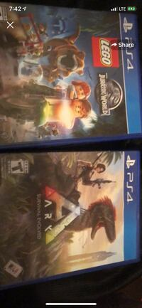 Ark $50 and it comes with lego jurassic world for free Houston, 77009