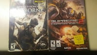 2 pc game's