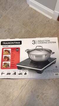 Tramontina induction cooking system. Pot and pan included Berwyn Heights, 20740
